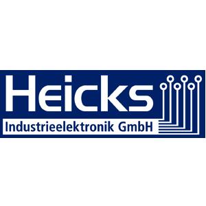Lagerbühnen Noordrek -Heicks Industrieelektronik GmbH GmbH