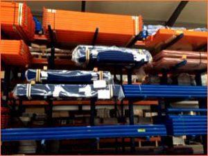 Sonderangebot Palettenregale Noordrek GmbH